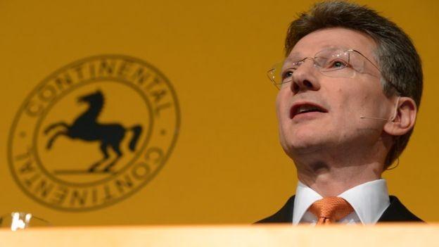 Lộ diện ứng viên giám đốc điều hành Volkswagen