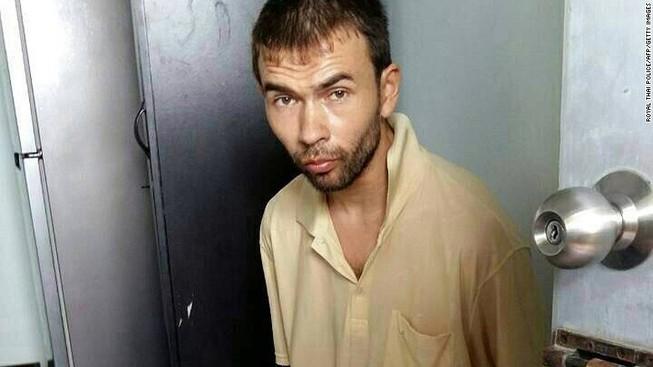 Nghi phạm vụ nổ bom Bangkok đã nhận tội