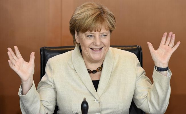 Tại sao Thủ tướng Đức là ứng viên sáng giá giải Nobel Hòa bình?