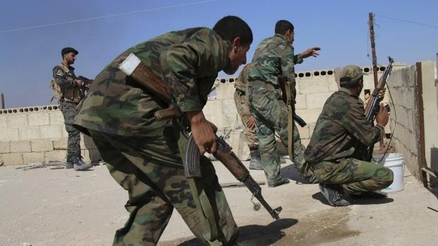 Chính quyền Syria: 'Iran chỉ đến Syria để cố vấn quân đội'