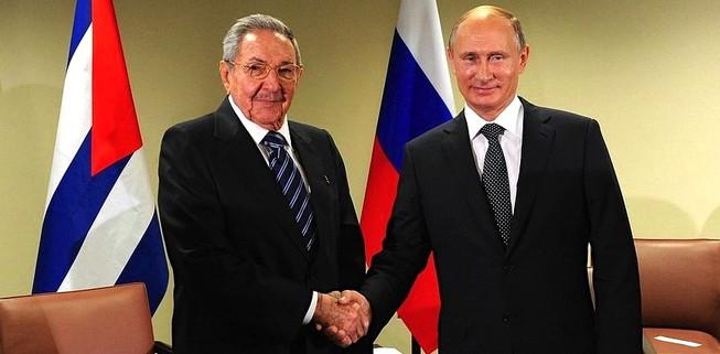Cuba đưa quân đến Syria hỗ trợ Nga