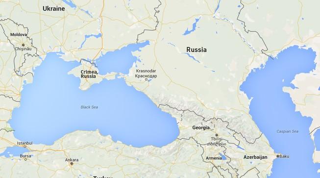Nhà xuất bản Oxford công nhận Crimea thuộc Nga