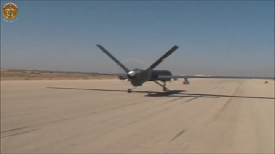 Iraq lần đầu tiên dùng UAV Trung Quốc đánh IS