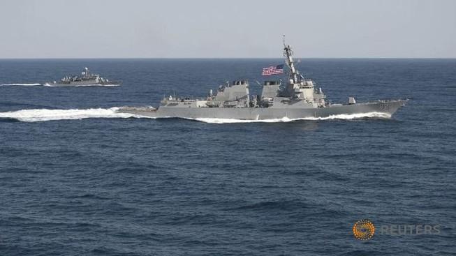 Mỹ tuần tra biển Đông, Úc cũng áp lực?