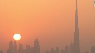 Viễn cảnh 'tận thế' vì nắng nóng tại Trung Đông