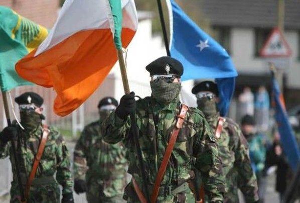 Quân đội Cộng hòa Ireland 'nhuộm đỏ' đường phố