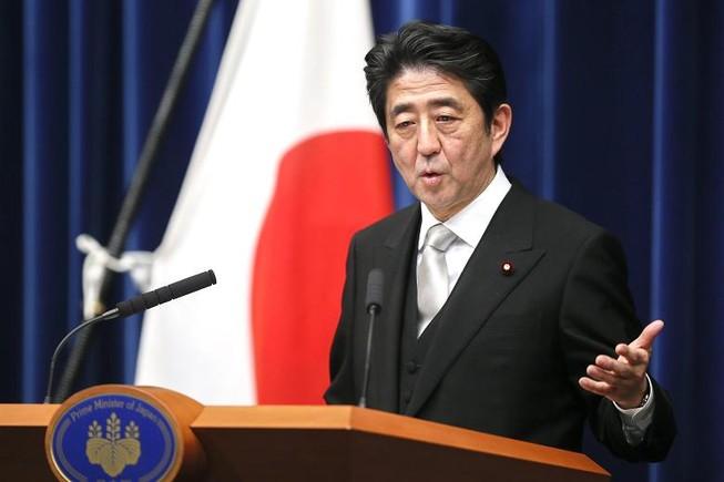 Thủ tướng Nhật sẽ đưa vấn đề biển Đông ra G20