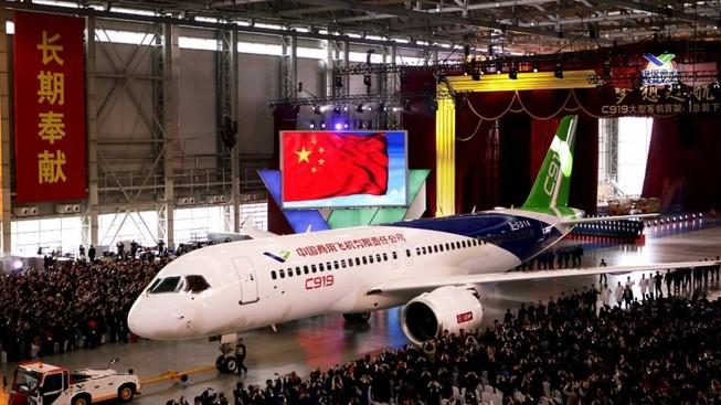 Trung Quốc đang đe dọa Boeing và Airbus?
