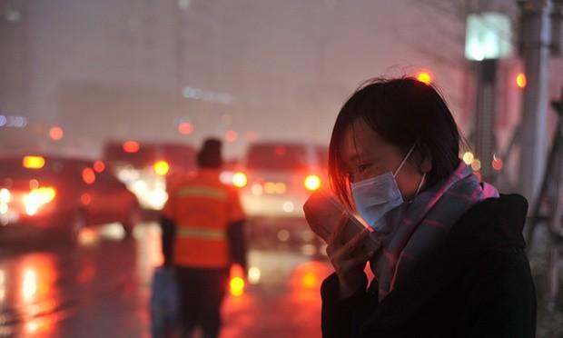 Ô nhiễm kỷ lục tại Trung Quốc: 'Tiên cảnh hay ngày tận thế?'