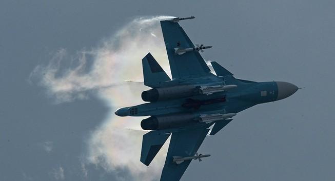 Su-34 của Nga được cải tiến thành máy bay chiến đấu điện tử