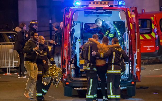 Nguyên thủ các nước lên tiếng vụ khủng bố đẫm máu tại Paris