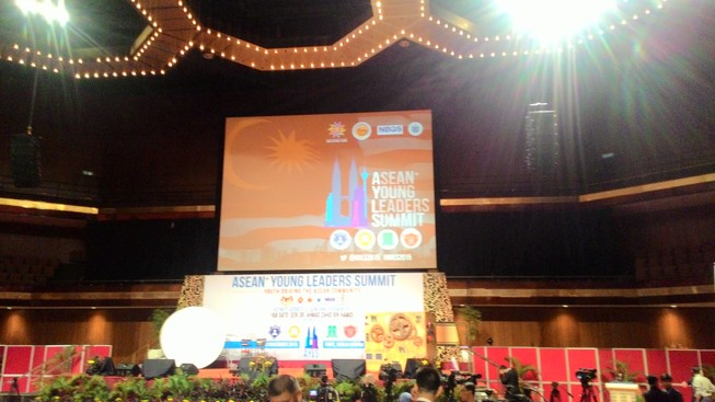 Lãnh đạo trẻ ASEAN+ thảo luận sôi nổi tại Malaysia