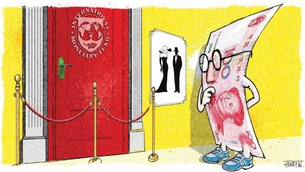 Trung Quốc hoan nghênh đồng Nhân dân tệ thành đồng tiền dự trữ của IMF