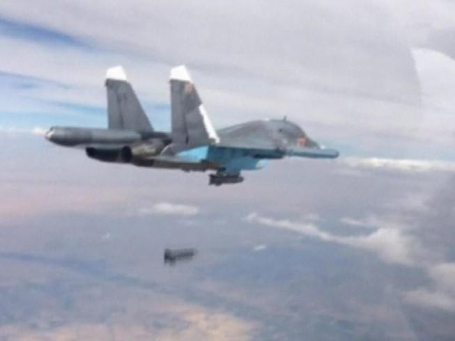 Nga chứng minh Thổ Nhĩ Kỳ cố ý bắn rơi Su-24 trên đất Syria