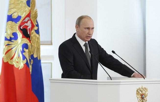 Tổng thống Putin chuẩn bị phát biểu thông điệp liên bang