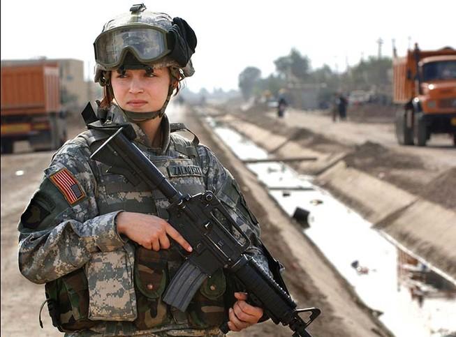 Mỹ cho phép quân nhân nữ đảm nhận mọi vị trí trong quân đội