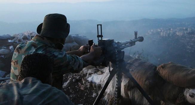 Quân đội Syria 'quét sạch' khủng bố giáp biên giới Thổ Nhĩ Kỳ