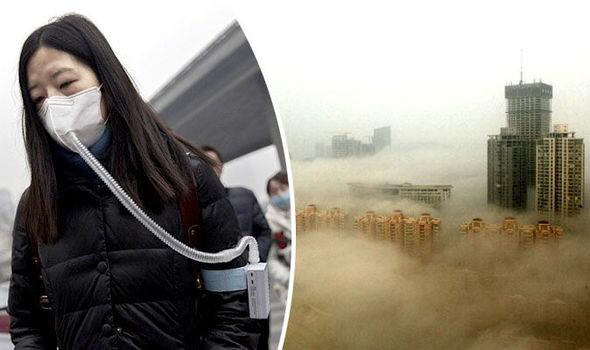 Dân Trung Quốc kéo nhau mua không khí sạch với giá 'trên trời'