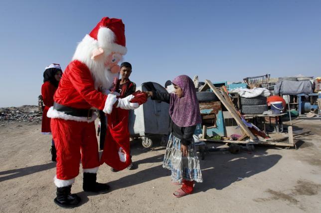 Giáng sinh ảm đạm tại Iraq