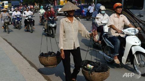 Báo Pháp: 'Việt Nam chứng tỏ sức đề kháng trước suy giảm Trung Quốc'