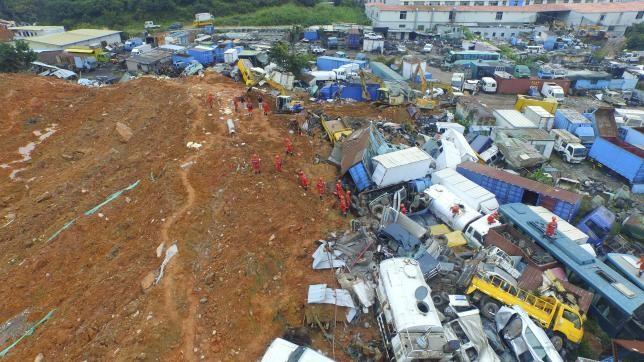 Cựu quan chức cấp cao Trung Quốc tự sát sau thảm họa lở đất