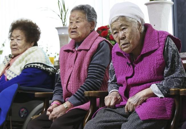 Triều Tiên chỉ trích thỏa thuận lịch sử Nhật-Hàn về 'nô lệ tình dục'