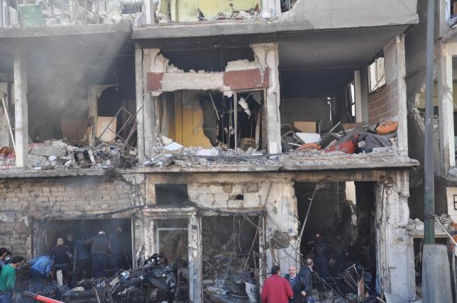 Đánh bom kép tại Syria, 32 người thiệt mạng