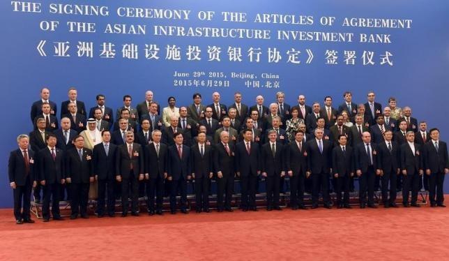 Philippines tham gia Ngân hàng AIIB do Trung Quốc khởi xướng?