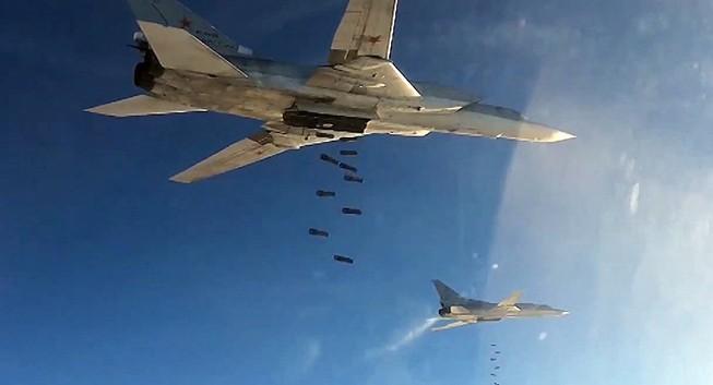 Mỹ thừa nhận Nga thành công trong chống IS tại Syria