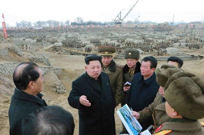 Triều Tiên khánh thành khu phức hợp lớn tại Bình Nhưỡng