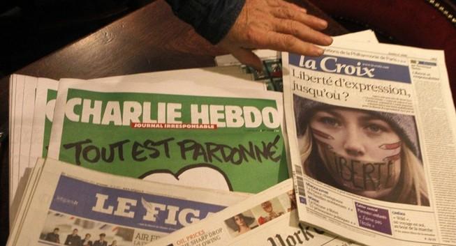Vợ nạn nhân vụ tấn công Charlie Hebdo yêu cầu tái điều tra