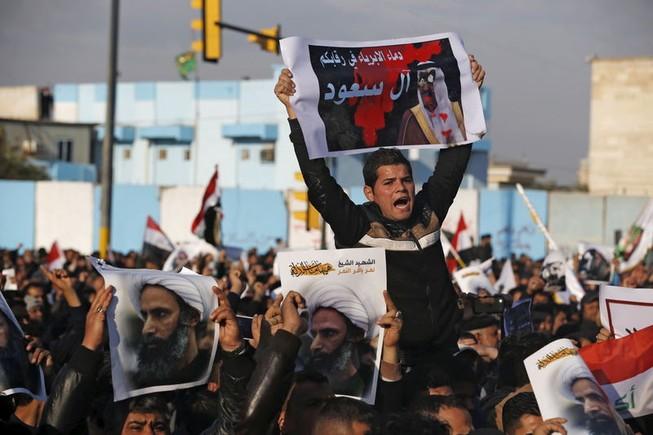 Ả rập Saudi mở rộng 'gói trừng phạt' Iran