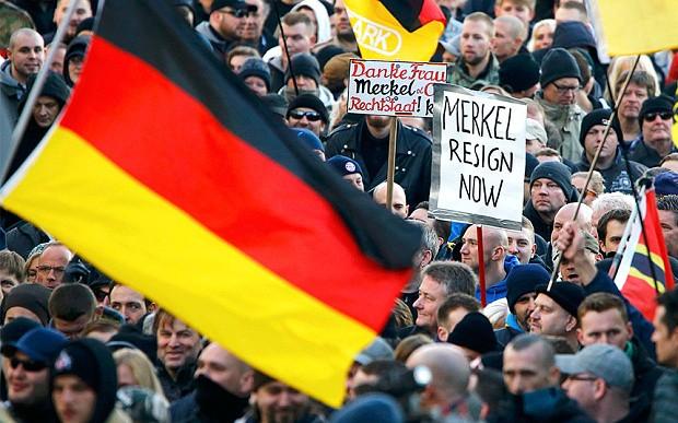 Có đến 500 trường hợp bị tấn công tình dục đêm giao thừa tại Đức