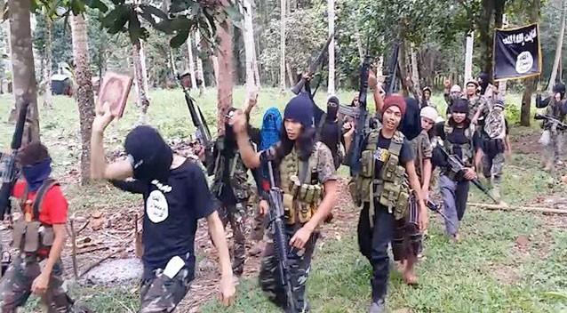 Thành lập 'chi nhánh' của IS ở Philippines