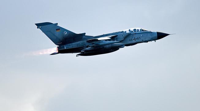 Máy bay trinh sát Đức nhập cuộc truy lùng IS