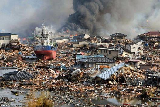 Động đất rung chuyển Indonesia, Philippines và Nhật Bản