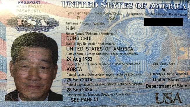 Triều Tiên bắt giữ công dân Mỹ vì đánh cắp bí mật quốc gia?