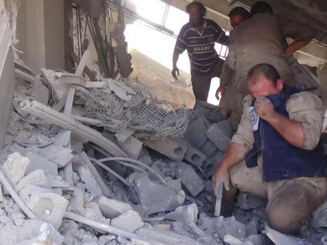 Nga bác cáo buộc không kích dân thường Syria