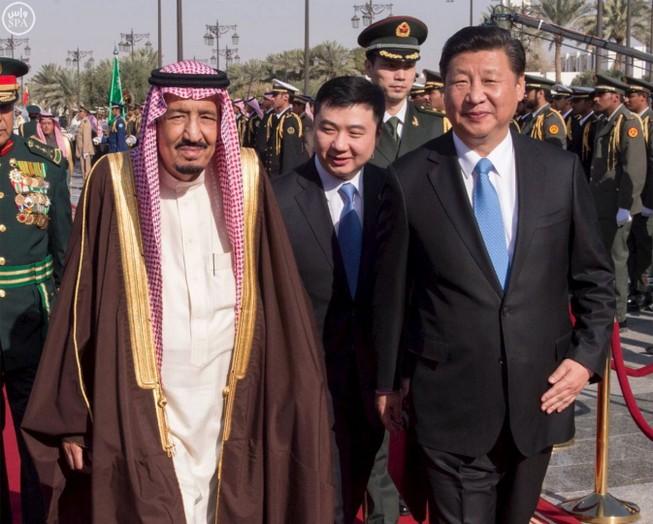Trung Quốc và Arabia Saudi bắt tay mở nhà máy lọc dầu