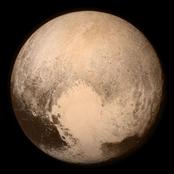 Phát hiện hành tinh thứ chín trong hệ Mặt trời?