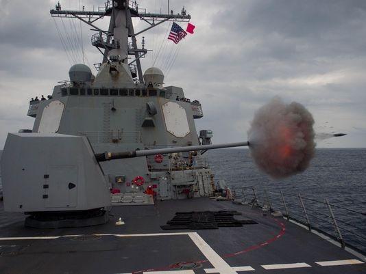 Hải quân Mỹ-Nhật tập trận chung ở Thái Bình Dương