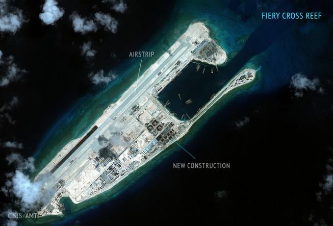 Học giả Trung Quốc tuyên bố 'cải tạo đảo không gây hại môi trường' (?!)