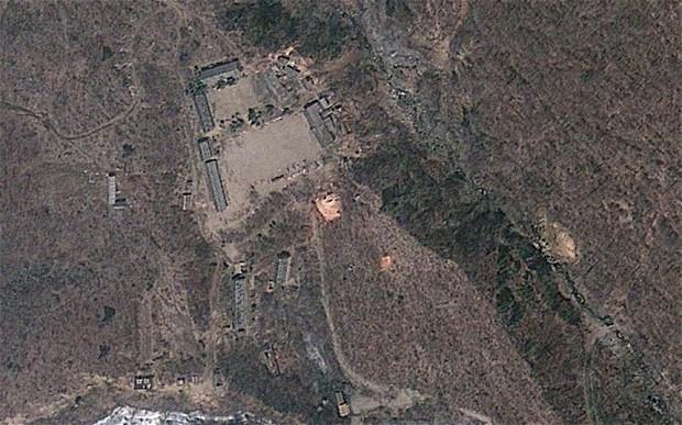 Triều Tiên chuẩn bị phóng tên lửa tầm xa vào tuần tới?