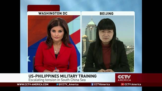 'Bắc Kinh xem tàu chiến Mỹ là những con hổ giấy'