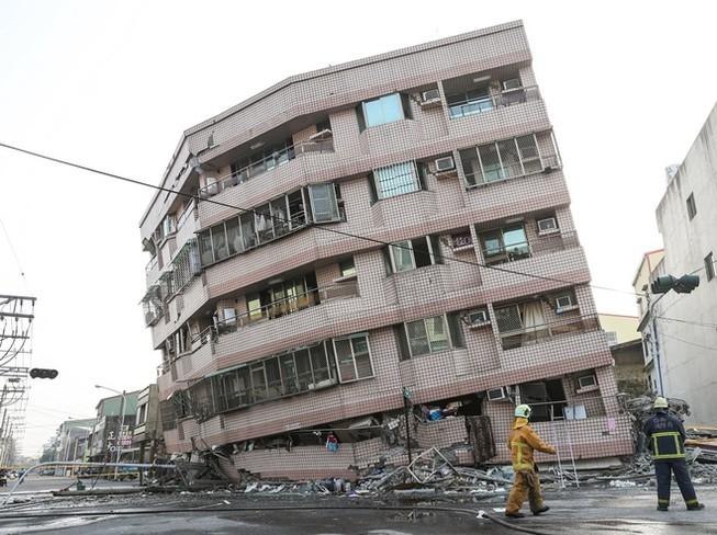 Vụ động đất Đài Loan: 14 người chết và 150 người mất tích