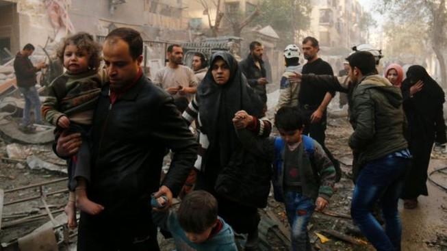 Các 'ông lớn' gật đầu, hòa bình có trở lại Syria?