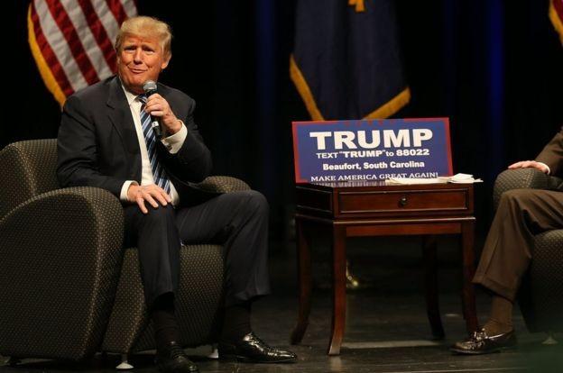 Tổng thống Obama: 'Donald Trump không trở thành tổng thống'