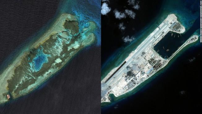 Trung Quốc: 'Tự do hàng hải ở biển Đông không thành vấn đề'