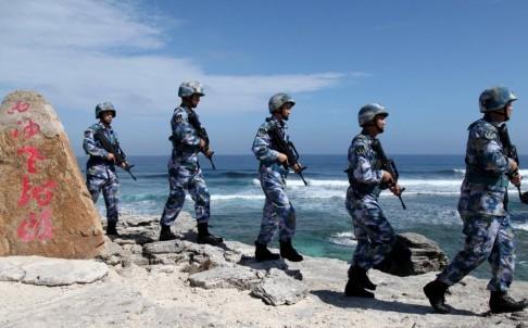 Ba phần tư người trên đảo Phú Lâm là lính Trung Quốc