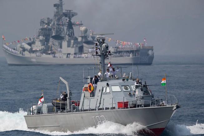 Mỹ đề xuất khôi phục liên minh hải quân đối phó Trung Quốc